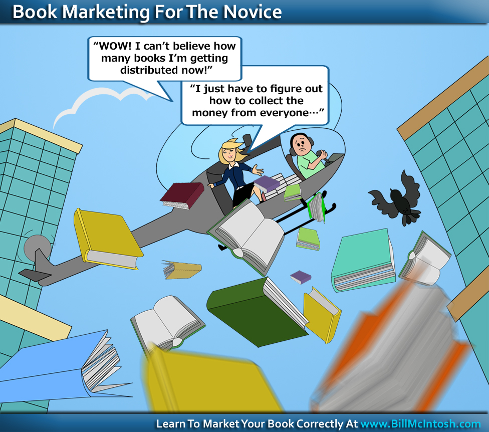 Book Marketing Infographic