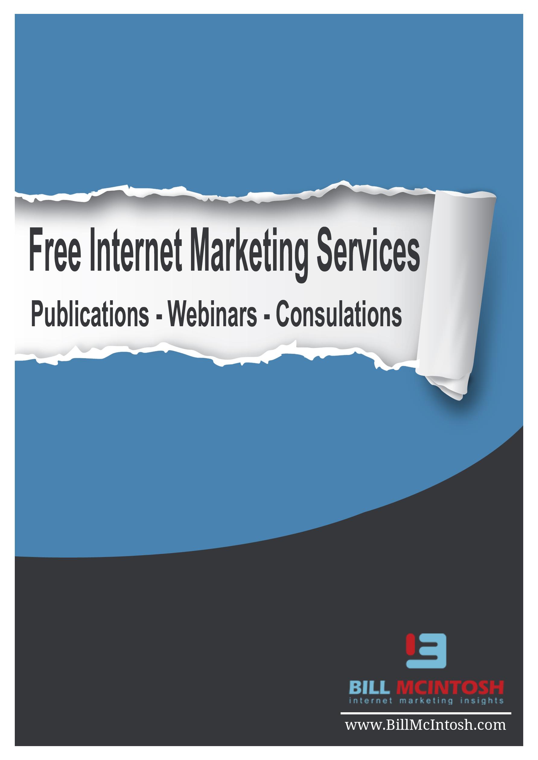 internet marketing professional